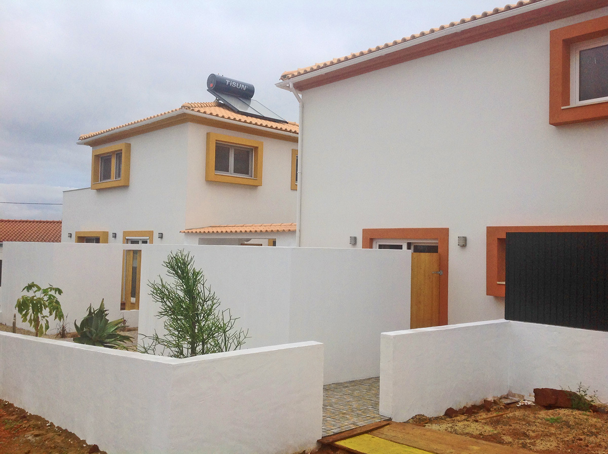 Amorosa - 2 villas ISOLPRO